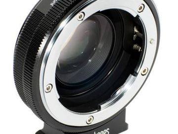 Rent: Metabones Nikon F to Micro Four Thirds, Speed Booster