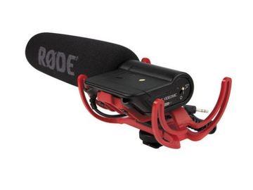 Rent: Rode VideoMic Pro Condenser Mic w Mount