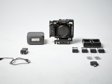 Rent: Sony Alpha a7S II Camera Package