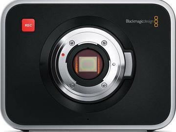 Rent: Blackmagic Cinema Camera 2.5K EF Mount Package