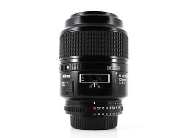 Rent: Nikon AF 105mm f/2.8D Micro