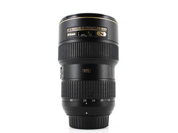 Rent: Nikon AF-S 16-35mm f/4G VR