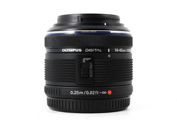 Rent: Olympus M.Zuiko ED 14-42mm f/3.5-5.6 II MSC