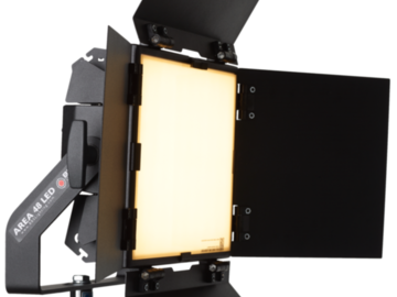 Rent: Area 48 LED - Fixture with Interchangeable Phosphor Panels