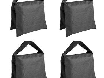 Rent: 4x 15 lb Sandbags