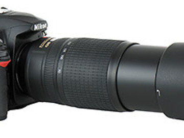 Rent: Nikon AF Zoom Nikkor 70-300mm f/4.5-5.6G