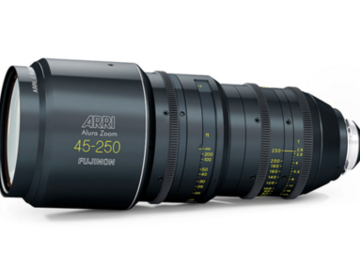 Rent: Arri/Fujinon 45-250mm T2.6 (134mm)