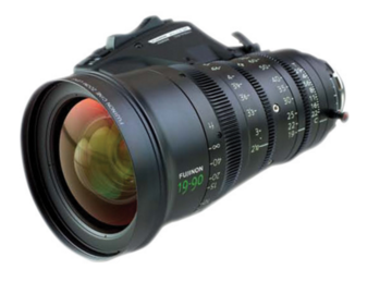 Rent: Fujinon Zoom Lenses Package