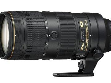 Rent: Nikon AF-S Nikkor 70-200mm f/2.8G IF-ED VR + Hood + MONOPOD
