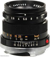 Leica R Lens Set