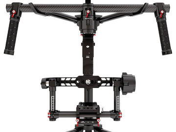 Rent: DJI Ronin 3-Axis Gimbal Stabilizer up to 16 pounds, 2 batt.