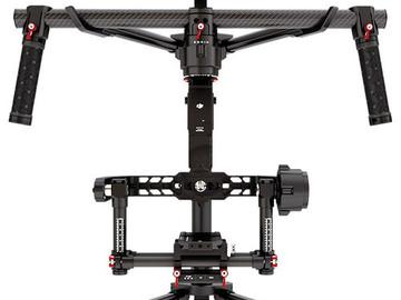Rent: DJI Ronin 3-Axis Gimbal Stabilizer up to 16 pounds, 2 batt.