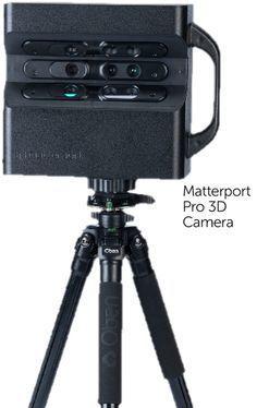 Matterport  pro 360 camera