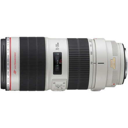 Canon 70-200mm f/2.8L IS II USM Lens EF
