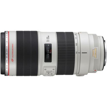 Canon 70-200mm f/2.8L IS II USM Lens EF