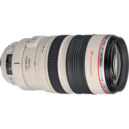 Canon 100-400mm f.4.5-5.6L IS USM Lens EF