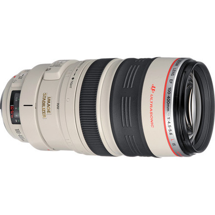 Canon 100-400mm f.4.5-5.6L IS USM Lens EF