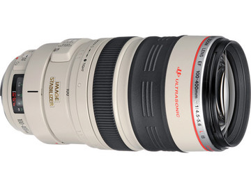 Rent: Canon 100-400mm f.4.5-5.6L IS USM Lens EF