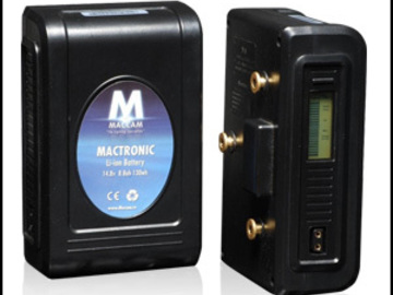 Rent: Maccam gold mount battery kit w/(4) batteries and charger