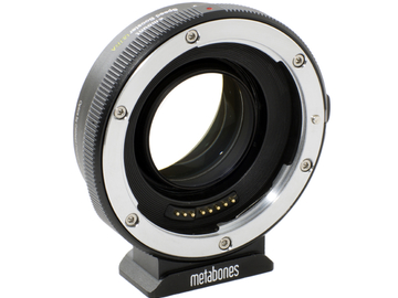 Rent: Metabones Speedbooster Canon EF Lens to Sony Lens Adapter