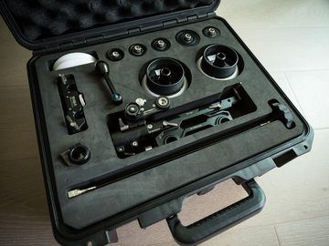Tilta Dual Sided Cine Follow Focus (= ARRI FF4)