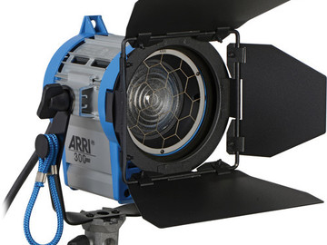 Rent:  (17) ARRI 300 Plus Tungsten Fresnel