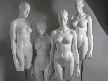 Rent: Mannequins