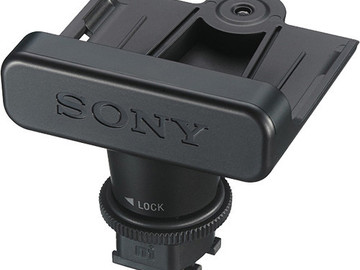 Rent: Sony SOSMADP3 SMAD-P3 Multi-Interface Shoe Adapter for Cable
