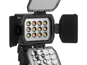 Rent: Sony SOHVLLBPCQ LED Battery shoe mount Video Light