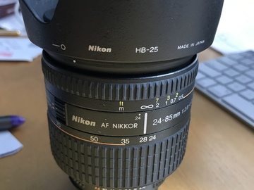 Rent: AF Zoom-NIKKOR 24-85mm f/2.8-4D IF