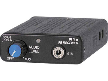 Rent: Lectrosonic IFB Receiver Transmitter