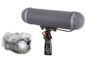 Rent: Rycote blimp Windshield Kit 295 - Complete Windshield and Su