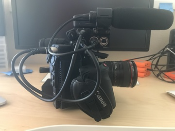 Rent: Canon EOS C300 Mark II Cinema Camera