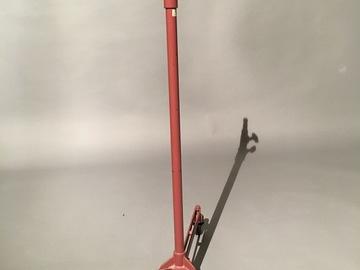 Rent: Mole-Richardson Baby Size Standard Wheeled Stand (8.3')