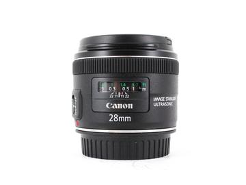 Rent: Canon EF 28mm f/2.8 IS USM