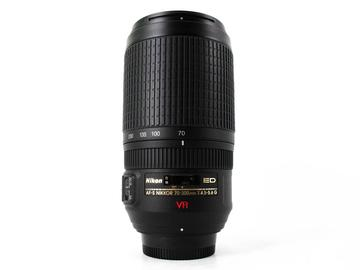 Rent: Nikon AF-S 70-300mm f/4.5-5.6 G IF ED VR
