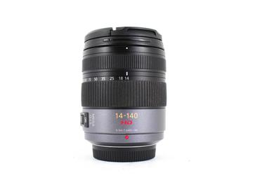 Rent: Panasonic Lumix G Vario HD 14-140mm f/4-5.8 Mega OIS