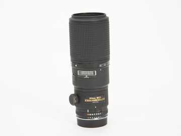 Rent: Nikon AF Nikkor 200mm f/4D IF-ED Micro