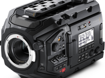 Rent: Blackmagic URSA Mini Pro Package