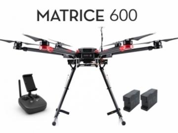 Rent: DJI Matrice 600