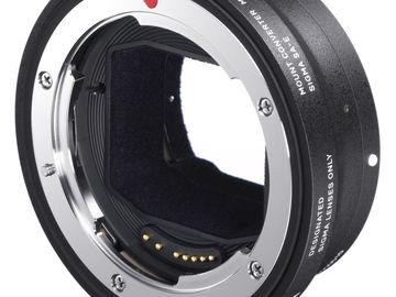 Rent: Sigma MC-11 Lens Adapter