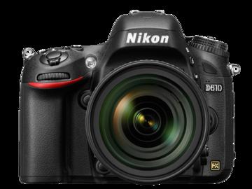 Rent: Nikon D610 (Body)