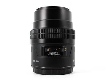 Rent: Mamiya 150mm f/3.5 AF