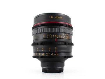 Rent: Tokina Cinema ATX 16-28mm T3, Canon EF Mount
