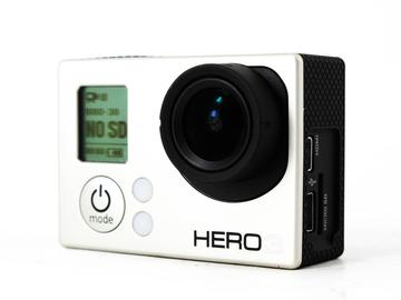 Rent: GoPro HERO 3 White