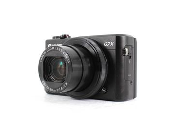 Rent: Canon PowerShot G7 X II