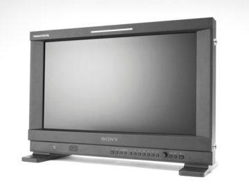 Rent: Sony PVMA170 17-in OLED Production Monitor