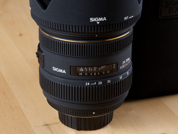 Rent: Sigma 24-70mm f/2.8 DG OS HSM Art for Canon