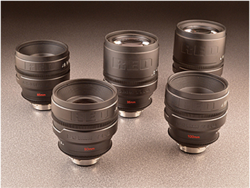 Rent: RED PRO PRIMES T1.8 PL MOUNT (25mm, 35mm, 50mm, 85mm, 100mm)