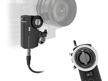 DJI Focus wireless remote follow focus system
